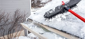 Signs your Roof is Stressed from Winter Cold and Snow